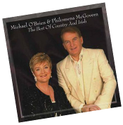 the best of country and irish by michael o'brien and philomena